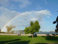 Niagara of the rainbow Stock photo [1055357] Rainbow