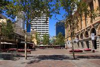 Perth Lane Square Stock photo [1057457] Australia