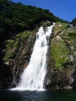 Waterfall of Okawa Yakushima Stock photo [1148041] Waterfall