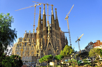 Barcelona Sagrada Familia Stock photo [1149346] World