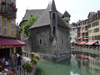 Prison of Annecy Canal Stock photo [1149479] France
