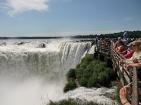 Argentina Iguazu Falls Stock photo [1151880] South