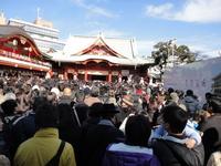 Hatsumode of Tokyo Stock photo [1153750] Hatsumode