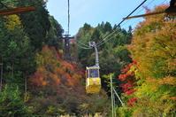Shosenkyo ropeway Stock photo [1155117] Yamanashi