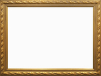 Golden grass pattern picture frame Stock photo [1158813] Frame