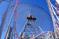 Big wheel Stock photo [1158875] Yokohama