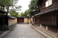Kanazawa Nagamachi Samurai Stock photo [1160053] Old