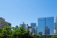 Group of buildings Stock photo [1161496] Osaka