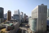 JR Osaka Station Stock photo [1250485] Osaka