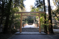 Grand Shrine of Ise Stock photo [1251232] Shrine