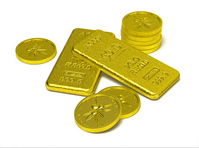 Gold and gold bullion [1252233] Gold