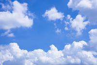 Blue sky and clouds Stock photo [1252371] Blue