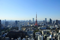Tokyo outlook Stock photo [1253666] Prospect