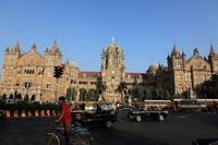 Chhatrapati Shivaji Terminus Stock photo [1258606] Chhatrapati