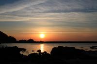 Sunset sky Stock photo [1258727] Yamagata