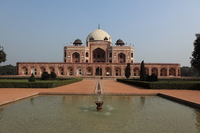 Delhi Humayun's Tomb of Stock photo [1260630] Delhi