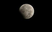 Lunar eclipse Stock photo [1260635] Moon