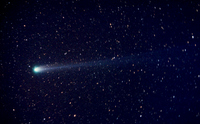 Comet Hyakutake Stock photo [1261927] Comet