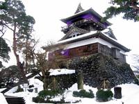 Maruoka Castle Fukui Prefecture Kasumi~ke-jo Stock photo [1262804] Maruoka