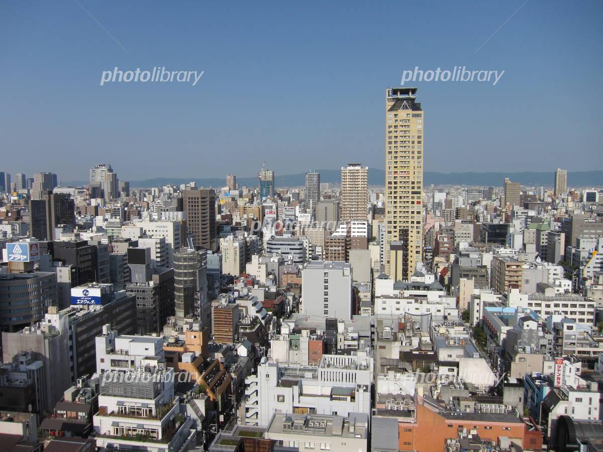 Osaka City Photo