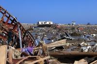 Great East Japan Earthquake and tsunami Stock photo [1342240] Tohoku-Pacific