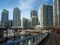 Skyscrapers of Vancouver Stock photo [1343077] Kanata
