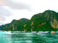 Phi Phi Island Stock photo [1345438] Thailand