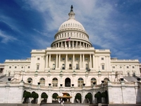 US Capitol Building in Washington DC Stock photo [1348510] America