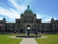 Victoria State Capitol Stock photo [1348731] Kanata