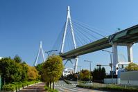 Osaka Tempozan Ohashi Stock photo [1348874] Bridge
