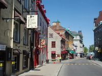 Canada Quebec city Stock photo [1351741] Kanata