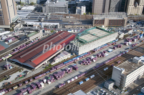 Umeda freight station Photo