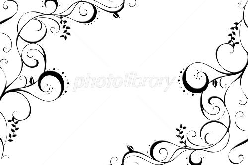 モノトーンカード イラスト素材 1440943 無料 フォトライブラリー