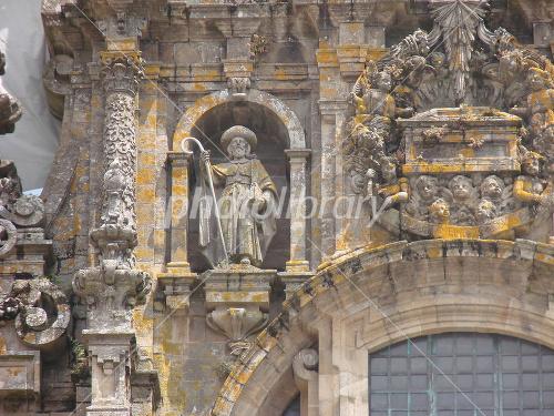 サンティアゴ・デ・コンポステーラ大聖堂の画像 p1_24