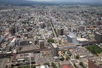 Miyazaki city Aerial Stock photo [1531877] Miyazaki-Shi