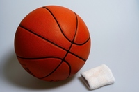 Basket ball Stock photo [1532634] Basket