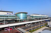 Haneda Airport Domestic Terminal 2 building Stock photo [1533428] Haneda