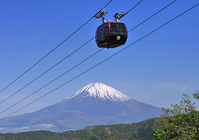 Hakone Mt. Fuji from Owakudani Stock photo [1534501] Mt.