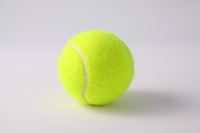 Tennis ball Stock photo [1537999] Tennis