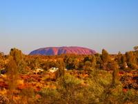 Ayers Rock Stock photo [1540101] Australia