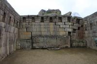 Machu Picchu main temple Stock photo [1540297] South
