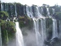 Iguazu Falls Stock photo [1639249] Iguazu