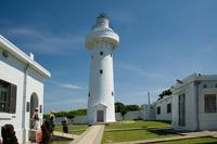 Lighthouse of Eluanbi Stock photo [1645107] Taiwan