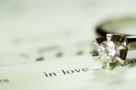 LOVE ring music Stock photo [1645116] Music