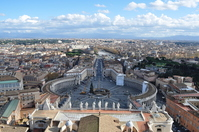 St. Peter's view from the Cathedral Stock photo [1645917] San