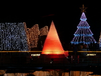 Christmas Manno park Stock photo [1645950] Manno