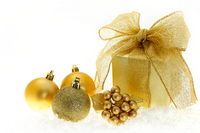 Christmas Gift Stock photo [1645987] Christmas