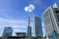 Saitama new downtown skyscrapers Stock photo [1646606] See