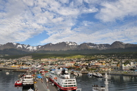 Town of Ushuaia Stock photo [1646811] Ushuaia