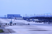 Airport terminal Stock photo [1648841] Osaka